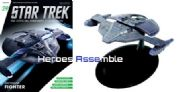 Star Trek Official Starships Collection #029 Jem Hadar Bug Eaglemoss